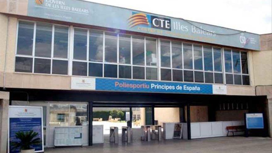 El CTEIB cede ante la presión de sus usuarios por no dejarles usar las instalaciones