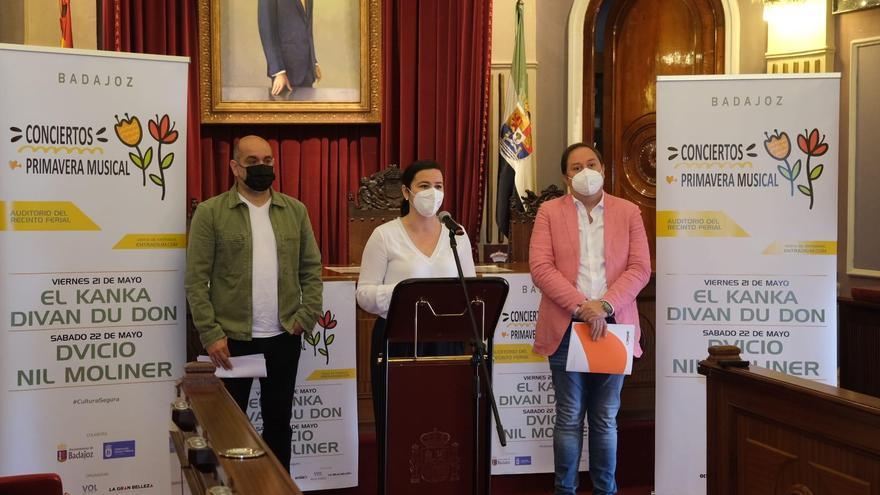 Los conciertos regresan al auditorio del recinto ferial de Badajoz tras año y medio