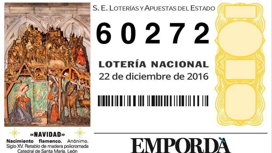 L'Estanc Empuriabrava ha venut dècims del 60272