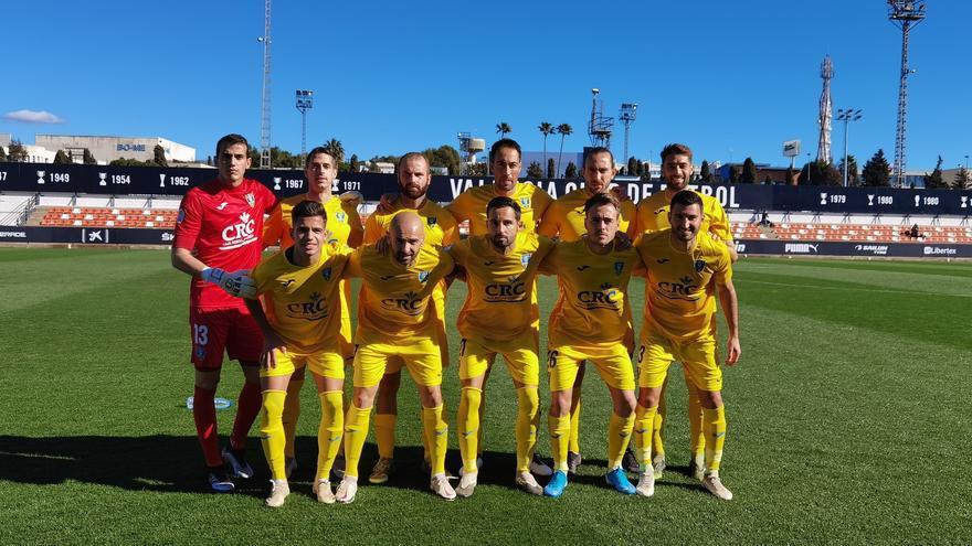 El Orihuela empata en Valencia y suma su primer punto del año (2-2)