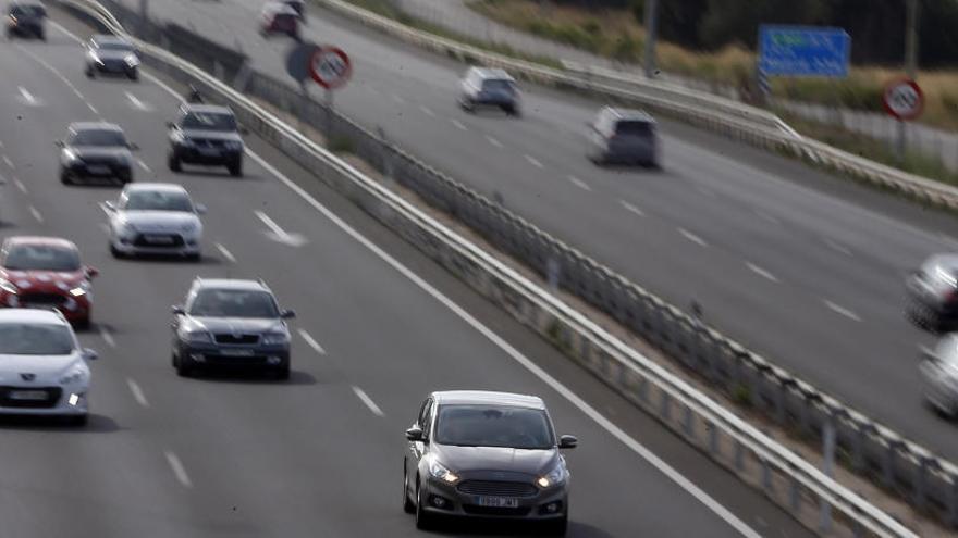 Las obras en la A-3 obligan a desviar el tráfico entre el límite de Cuenca y Fuenterrobles