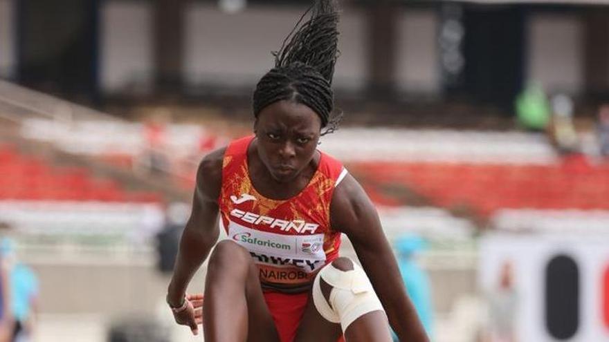 Evelyn Yankey salta 5,90 en la final del Mundial sub-20