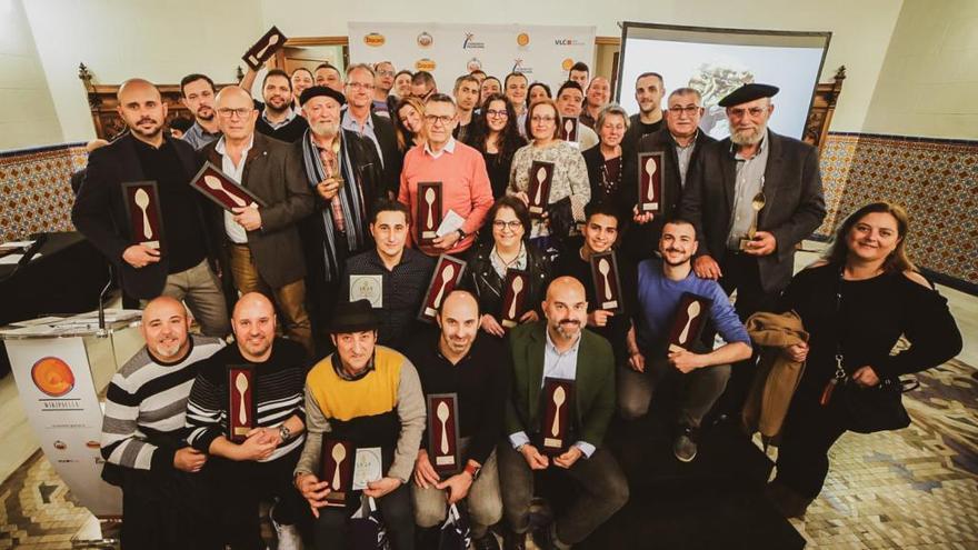Wikipaella premia 350 restaurantes de todo el mundo por la calidad de sus paellas clásicas