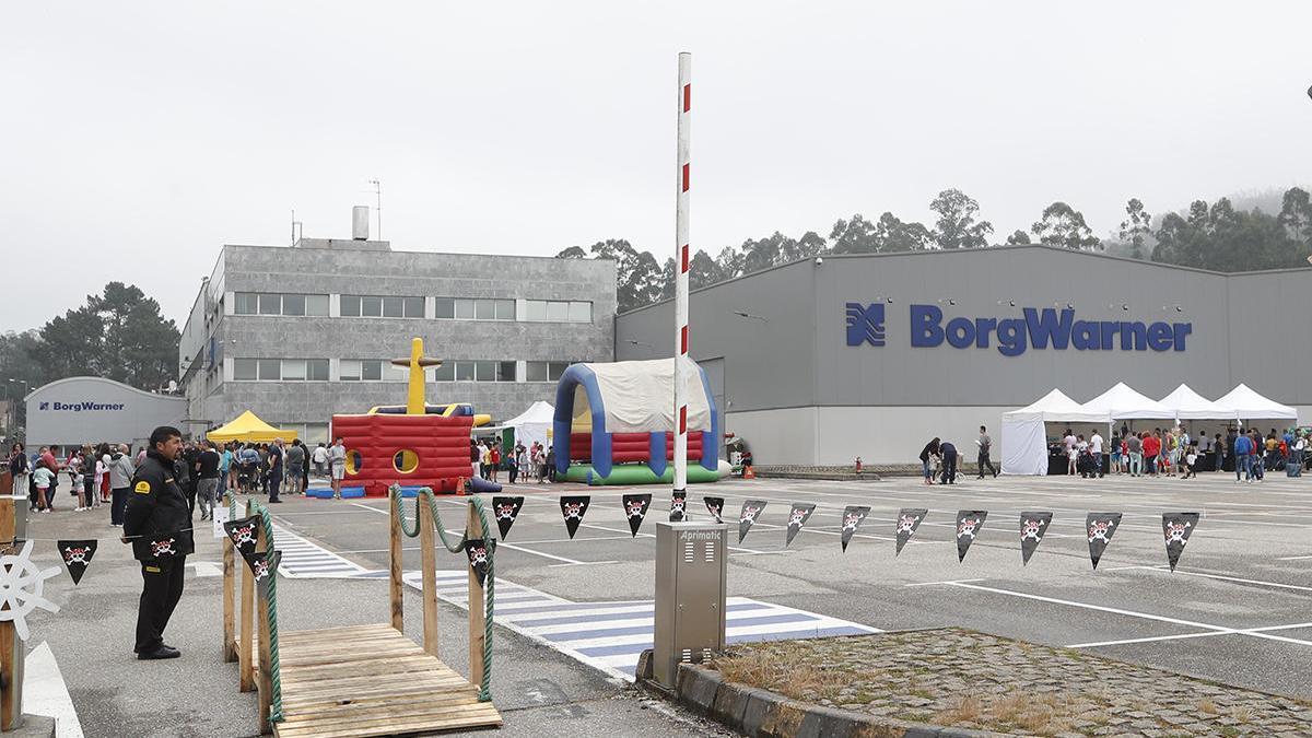 Las instalaciones de BorgWarner // Ricardo Grobas