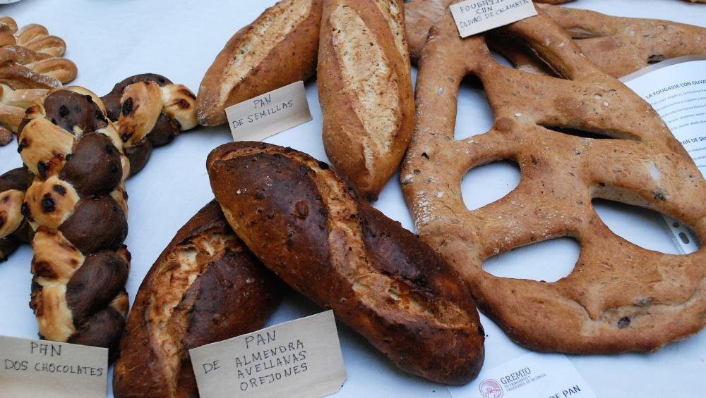3º premio de panes de formato libre Amparo Colomer. Valencia