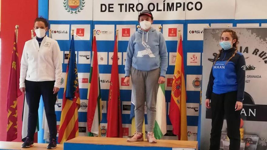 Noelia Pontes ya es campeona de España