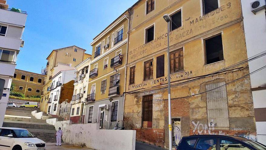 Yacimiento 'comercial' en la calle Juan del Encina