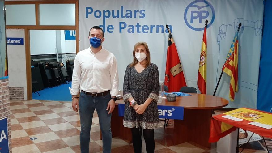 María Villajos revalida la presidencia del PP de Paterna