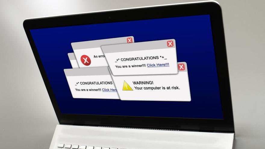 Cuatro señales que pueden revelar si tu ordenador está infectado