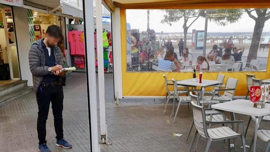 Verfahren gegen 60 Lokale an der Playa de Palma