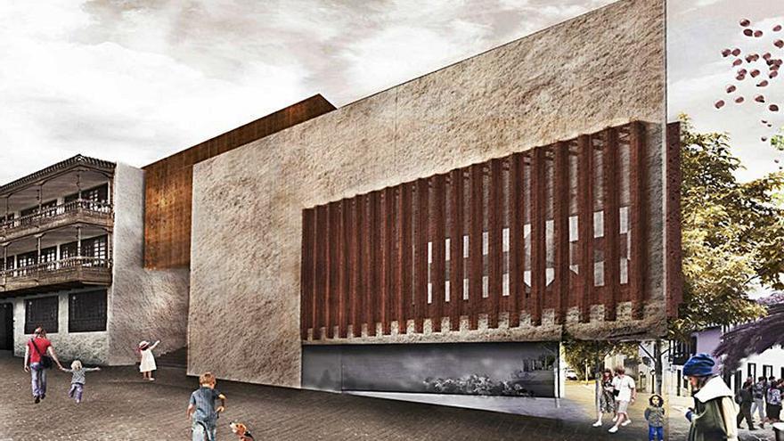 Licitan el nuevo auditorio y la biblioteca por 5,2 millones de euros