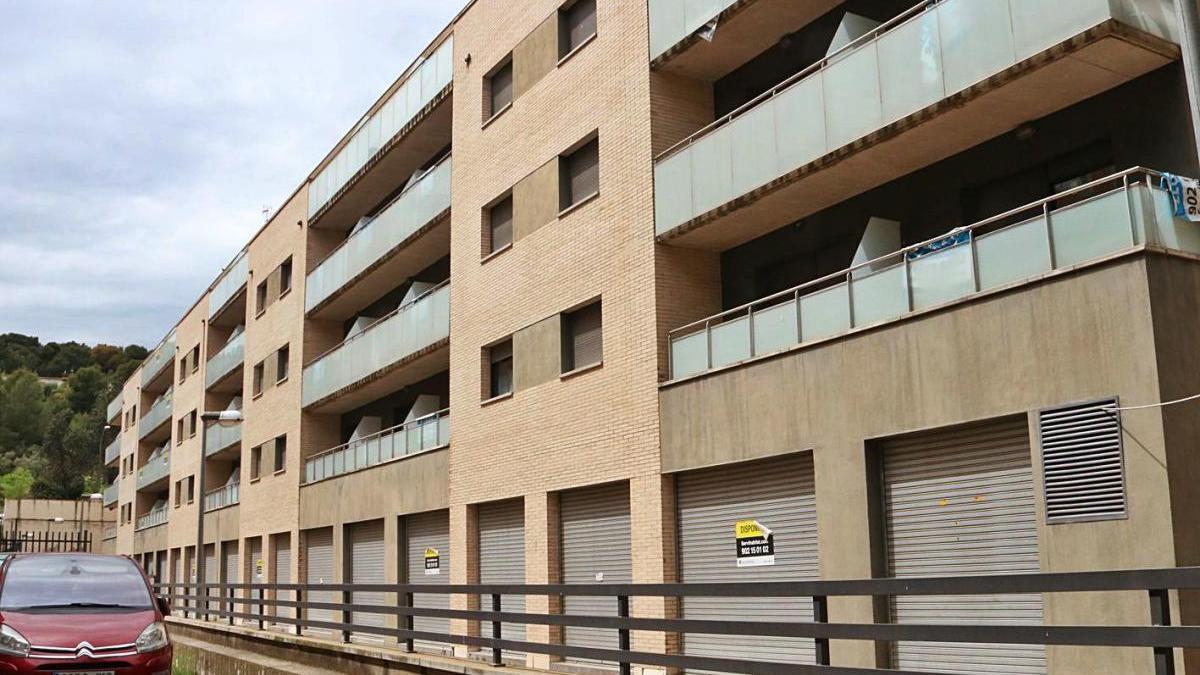 Figueres compra 12 pisos d'un bloc per destinar a gent gran