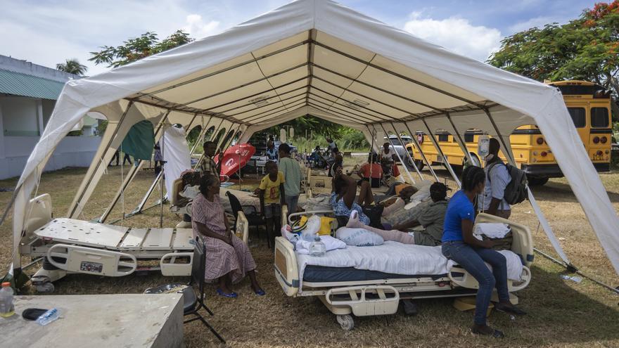 Los fallecidos por el terremoto en Haití ya suman 1.419