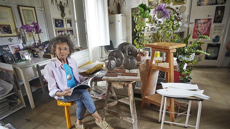 L'eterna joventut de l'art de Rosa Serra