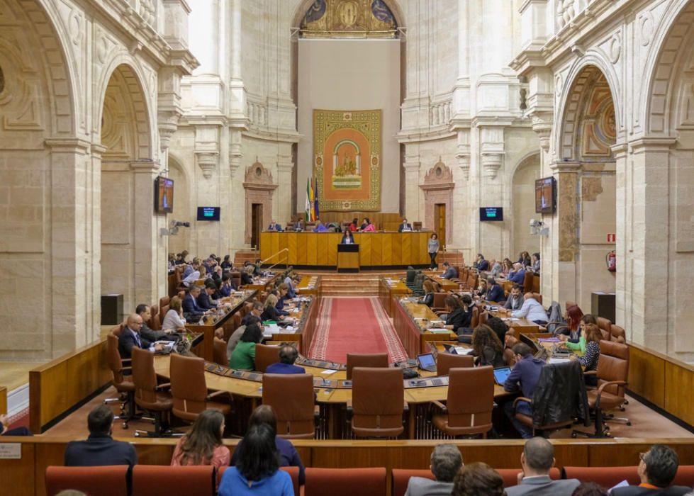 pleno parlamento debate jueves tomar ...