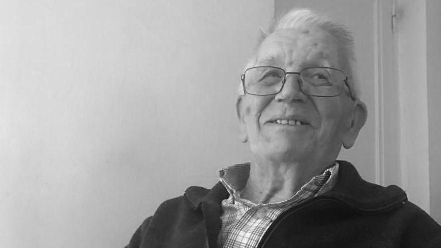 """Fallece a los 87 años el histórico socialista de Toro Luis Venancio Prieto """"Medero"""""""