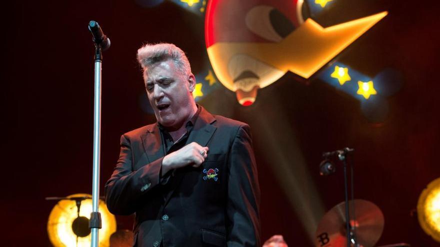 Loquillo inyecta salud y rock al mayor concierto postcovid