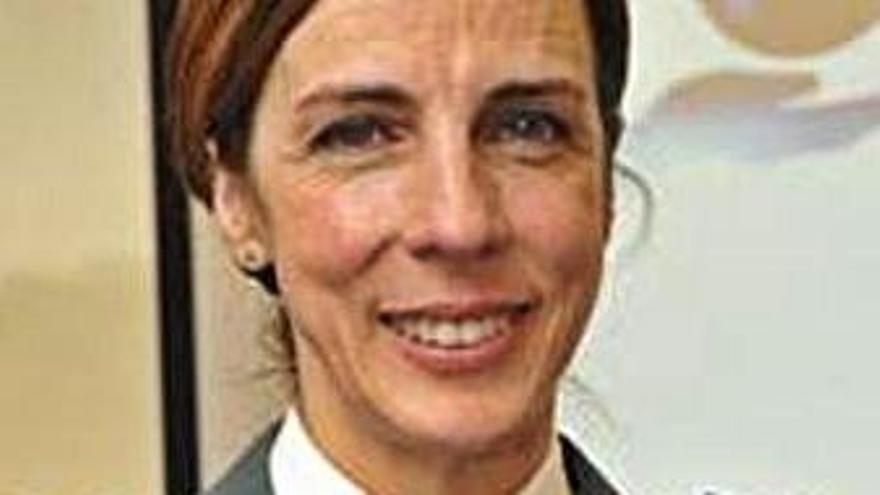 Silvia Gil.   Efe