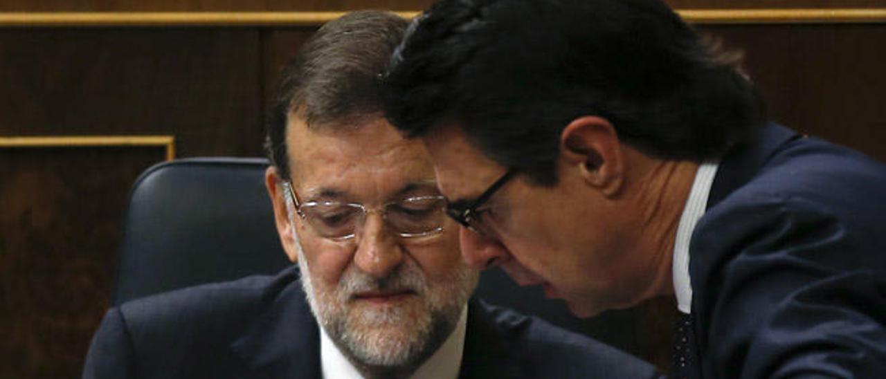Soria amaga con su 'regreso' a Canarias