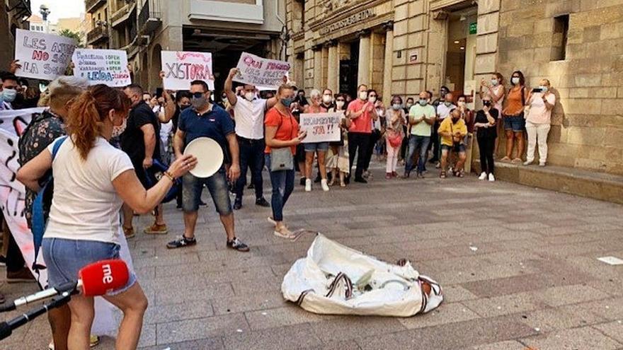 S'aixeca el confinament de Lleida però es restringeix Castelldefels i Gavà
