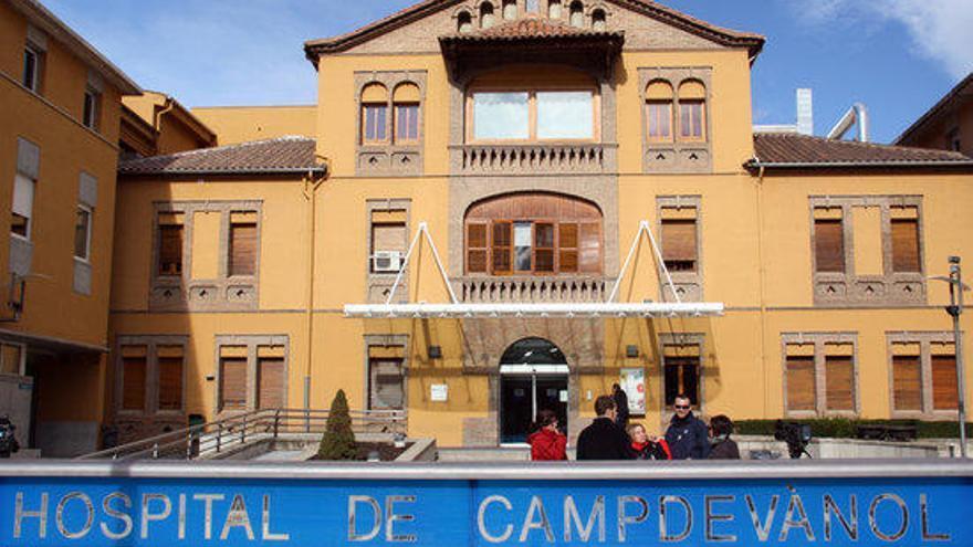 L'hospital de Campdevànol registra un mort per covid-19 després de deu dies sense