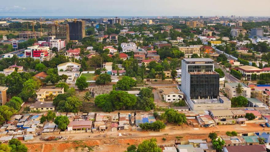 Al menos 20 muertos tras caerse una iglesia en Ghana