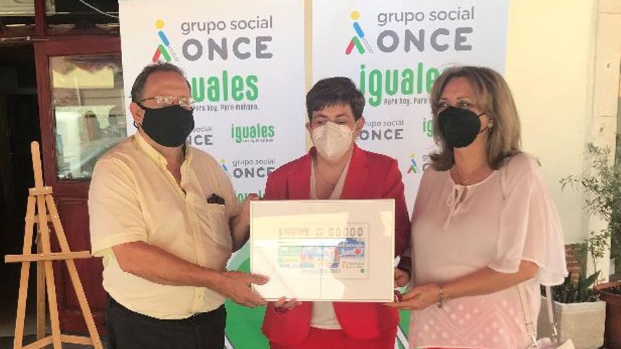 De Zamora para España: la hostelería repartirá suerte con el cupón de la ONCE