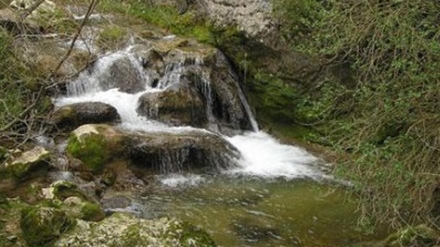 El desfiladero del río Tus