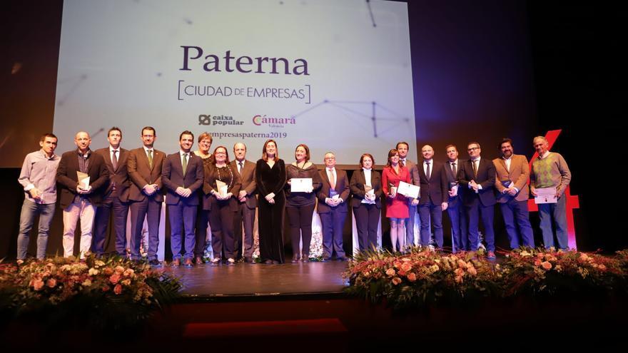 La V edición de los Premios Paterna Ciudad de Empresas ya tiene a sus finalistas