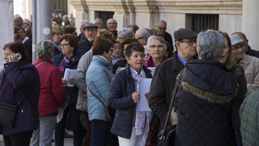 El plan de vacaciones «Castellón Sénior» registra 3.000 reservas en el primer día de inscripción