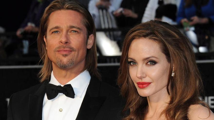 Acaba la pau entre Angelina Jolie i Brad Pitt