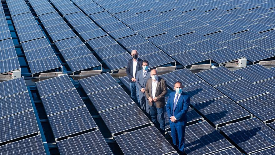 El Cabildo invierte un millón en aumentar la eficiencia de la Desaladora de Arucas-Moya un 40%