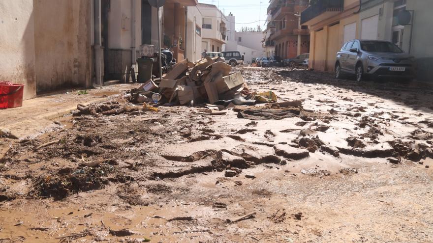 El govern espanyol declara Alcanar i Vinaròs com a zona catastròfica per les pluges de principis de setembre