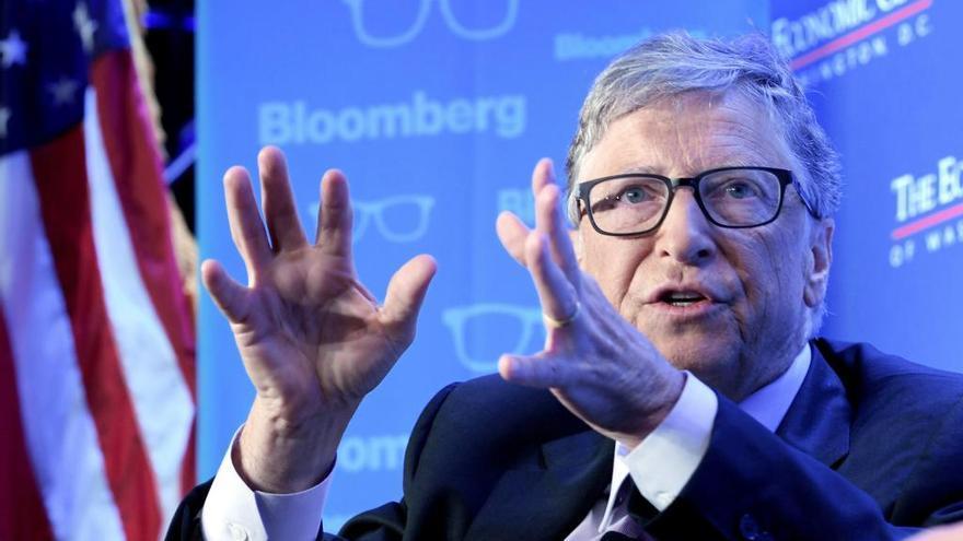 """Bill Gates admite que su """"error más grande"""" fue con Android"""