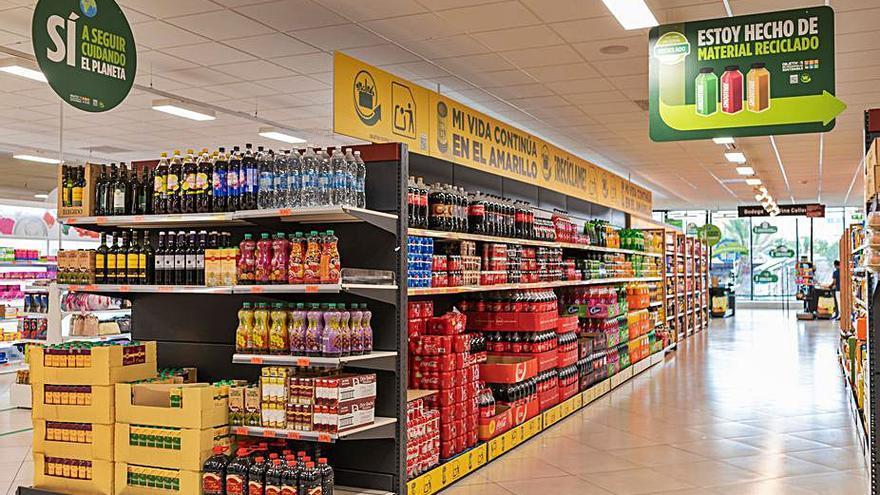 Mercadona reduce el consumo energético en más de 39 millones de kilovatios-hora