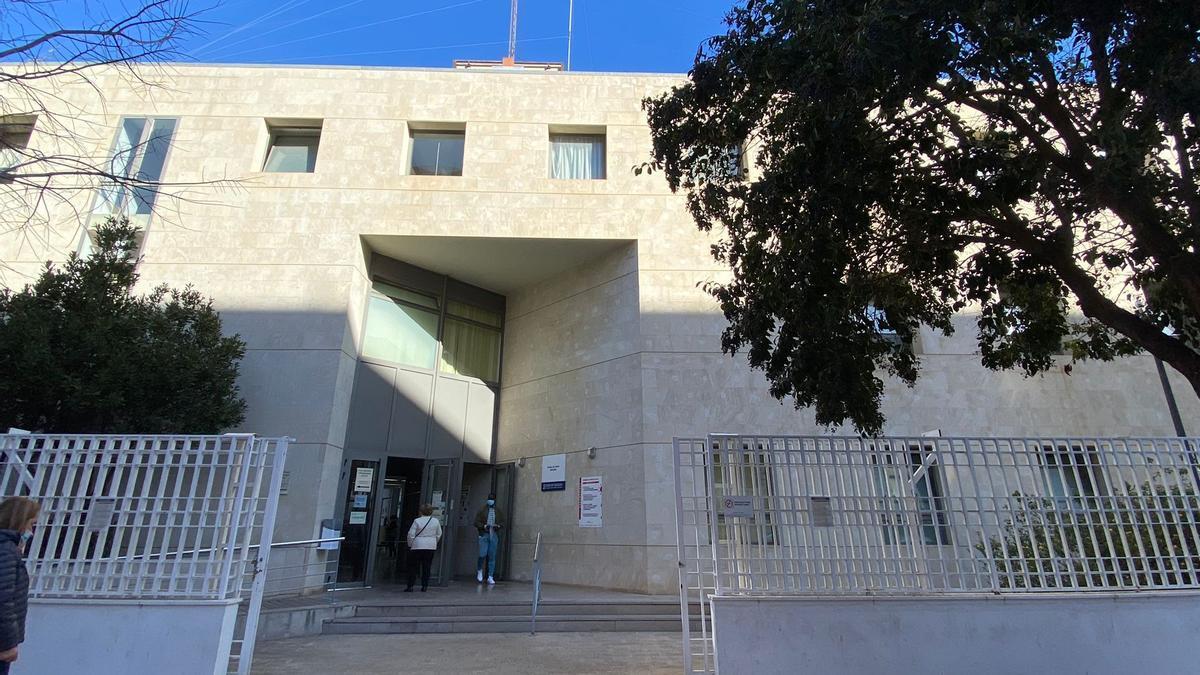 Centro de salud de Mislata.