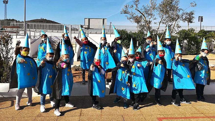 Premios para el carnaval en red de Sant Antoni