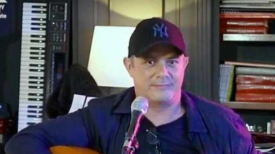Concierto online de Sanz y Juanes