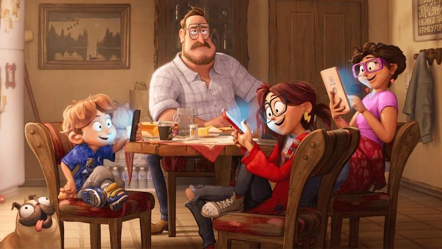 'The Mitchells vs The Machines': Tres razones poderosas para ver en familia esta película divertida y entrañable