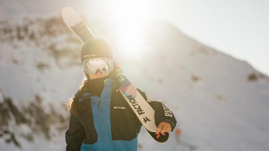 El gran 'fichaje' de la campeona olímpica Sarah Hoefflin