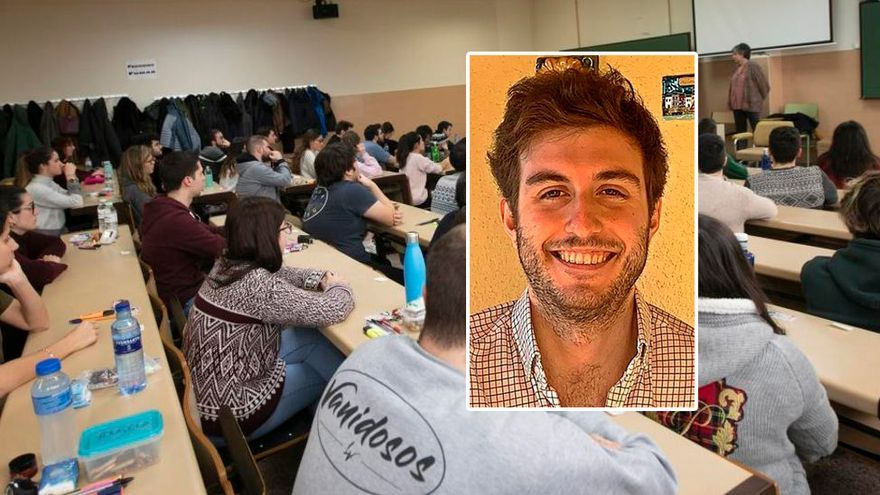 El gijonés Iván Sánchez, mejor asturiano en el examen MIR