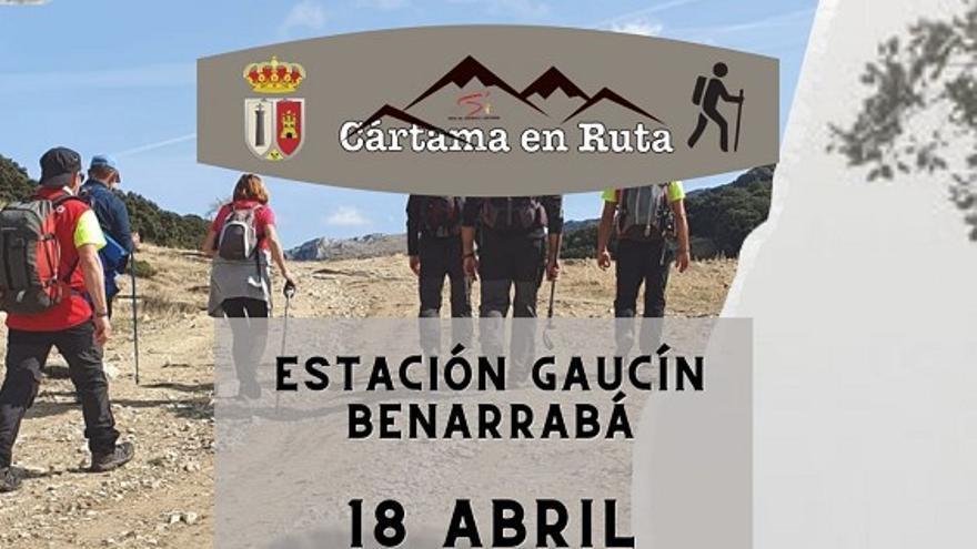Ruta de senderismo Estación de Gaucín y Benarrabá