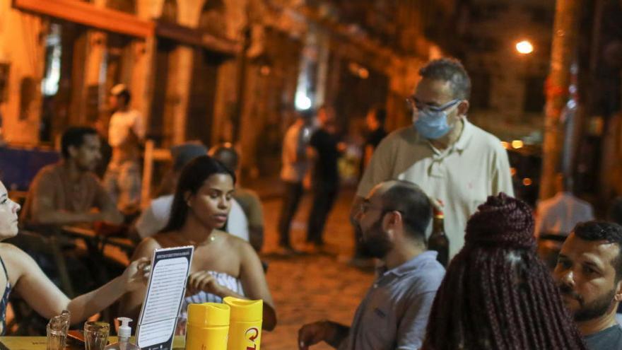 Identifican en Río de Janeiro una nueva cepa del coronavirus