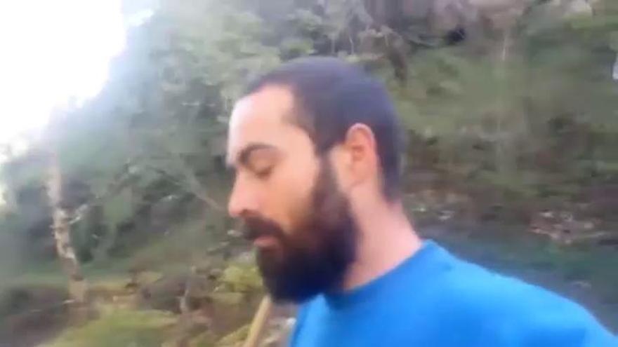 Un pastor asturiano se hace viral por su crítica al turismo rural de 'postureo'