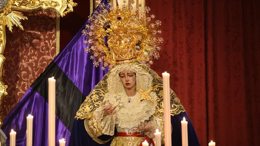 La Virgen de la Estrella recorrerá las calles de Córdoba este miércoles con el nuevo protocolo covid