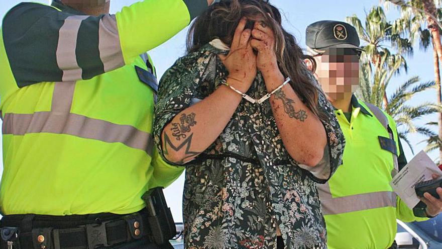 La joven que arrolló y mató a tres ciclistas de Xàbia rechaza volver a la cárcel
