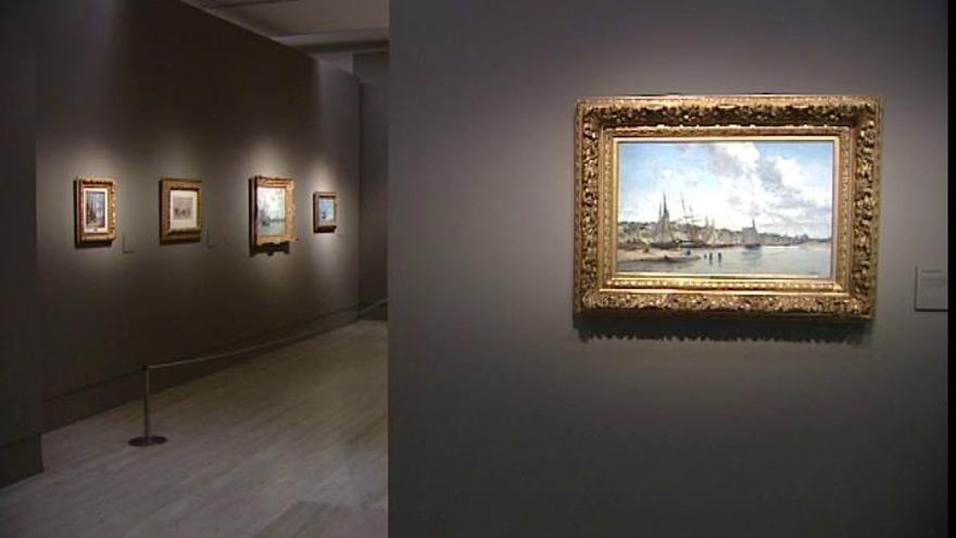 'Mata mua' y el resto de la colección de Carmen Thyssen se quedan en España durante 15 años