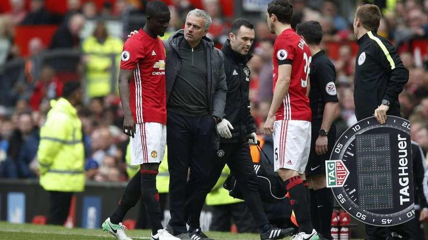 El United deja malas sensaciones