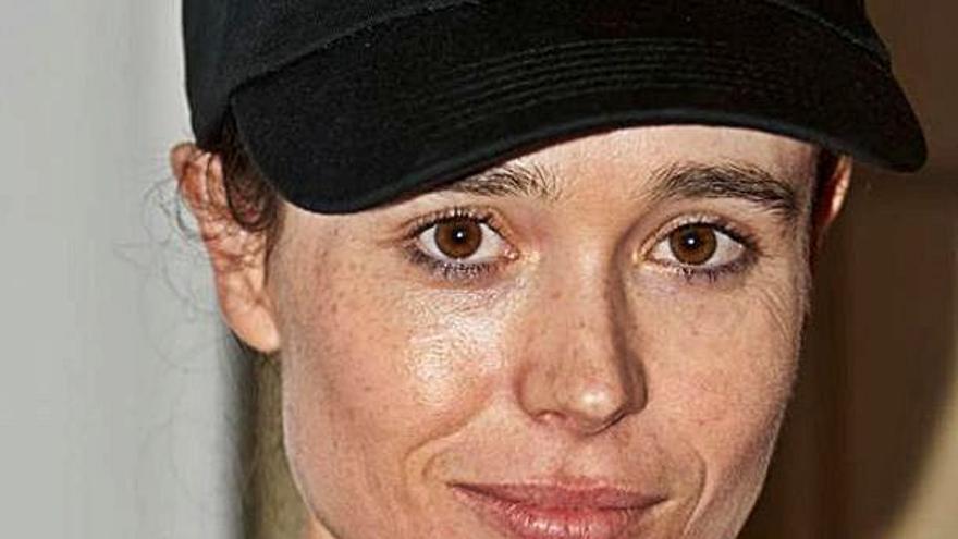 Ellen Page revela que es trans y se llamará Elliot