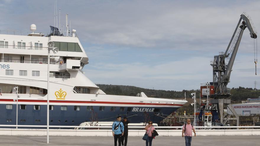 Los cruceros regresan en agosto pendientes de la pandemia, con solo cuatro previstos